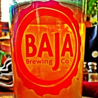 Photo taken at Baja Brewing Co. by INAKS on 5/10/2013