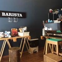 Photo Taken At Barista Coffee Bar By Eduardo C On 3 1 2016