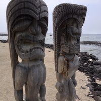 Photo taken at Puʻuhonua o Hōnaunau National Historical Park by Jeremy C. on 10/1/2012