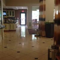Photo taken at Hilton Garden Inn Beaufort by Diane W. on 7/20/2014