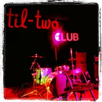 Photo taken at Til Two Club by Dave K. on 5/25/2013