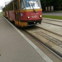 Photo taken at Трамвай № 1 by 🌞Алёнка😎 on 7/12/2017