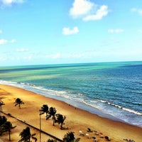 Photo taken at Hotel Blue Tree Towers Recife by Jônatas E. on 4/10/2012
