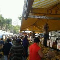 Photo taken at Feira Livre by Nadia N. on 7/3/2013