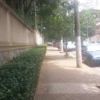 Photo taken at Rua Artur Prado by Nadia N. on 2/6/2016