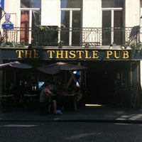 Photo taken at The Thistle by Charlotte F. on 8/3/2014
