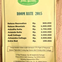 Photo taken at Hotel Horison Tirta Sanita by Franses B. on 4/4/2015