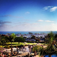 Photo taken at Laguna Cliffs Marriott Resort & Spa by Ruben M. on 7/14/2013