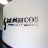 Photo taken at San Marcos Chamber of Commerce by Twin Oaks Gallery on 5/22/2013