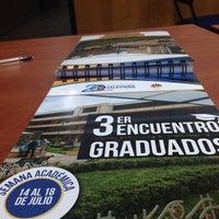 Photo taken at Universidad Politécnica Salesiana De Cuenca by Adrián N. on 7/16/2014