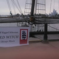 Photo taken at Red Witch Sailboat by Kyle on 8/7/2013
