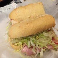 Photo taken at R&M Sandwich Shop by Eric B. on 6/29/2015
