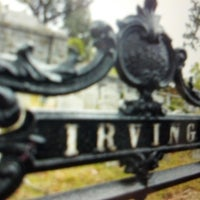 Photo taken at Sleepy Hollow Cemetery by Christina C. on 10/11/2013
