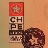 Photo taken at Chipe Libre - República Independiente del Pisco by Carla V. on 8/9/2017