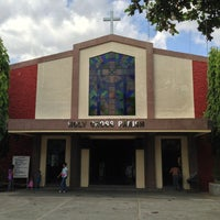 Photo taken at Holy Cross Parish by bR s. on 3/28/2013