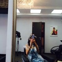 "Photo taken at салон красоты ""Статус"" by Daria S. on 7/19/2014"