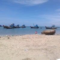 Photo taken at lang chai mui ne (Fishing Village) by Dimas D. on 5/7/2014