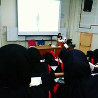 Photo taken at Lecture hall 2 by Nurill N. on 6/9/2014
