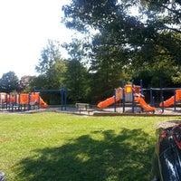 Photo taken at Centerway Park by julio c. on 9/30/2012