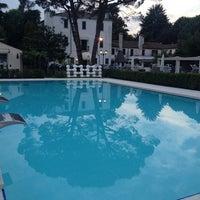 Foto scattata a Park Hotel Villa Giustinian da Ilaria C. il 6/13/2014
