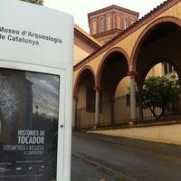 Foto tomada en Museu d'Arqueologia de Catalunya por Alessandro D. el 4/27/2013