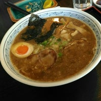 Photo taken at RAMEN DO by Y S. on 6/9/2016