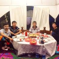 Photo taken at Чайхана Алтын-тор by KurNur on 7/7/2015