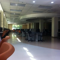 Photo taken at FEU Electronic Library by Fatima A. on 7/31/2015