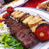 Photo taken at Firouzeh Restaurant   رستوران فیروزه by Erfan D. on 6/24/2015