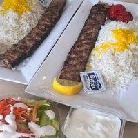 Photo taken at Firouzeh Restaurant | رستوران فیروزه by Erfan D. on 6/25/2015