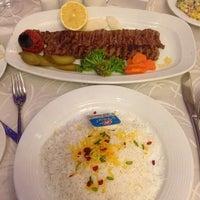 Photo taken at Firouzeh Restaurant | رستوران فیروزه by Erfan D. on 6/27/2015