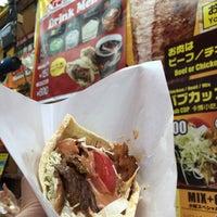 Photo taken at モーゼスさんのケバブ Doner Kebab by impiegato_jp on 7/30/2017