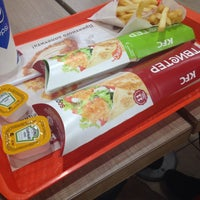 Photo taken at KFC by Диана Г. on 1/4/2015