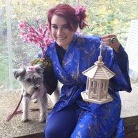 Photo taken at Chicago Botanic Garden Bonsai Studio #2 by Whitney C. on 10/18/2014