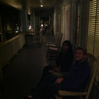 Photo taken at Tarpon Inn by Craig D. on 3/12/2013