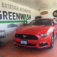 Photo taken at Greenwash Autolavados by Beto L. on 2/19/2016
