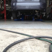 Photo taken at Big O Tires by Nguyen D. on 10/31/2012