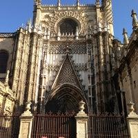 Foto tomada en Catedral de Sevilla por Richard M. el 3/30/2013