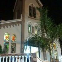Photo taken at Matriz Nossa Senhora De Lourdes by Rafael G. on 4/9/2016