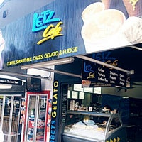 Photo taken at Letz Cafe by cs p. on 7/18/2013