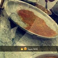 Photo taken at كنافه حبيبه by 7nooot .. on 8/26/2016