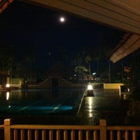 Photo taken at Q House Laddalom Swimming Pool by Alice _. on 4/10/2017