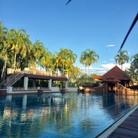 Photo taken at Q House Laddalom Swimming Pool by Alice _. on 11/11/2017