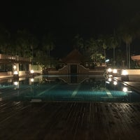 Photo taken at Q House Laddalom Swimming Pool by Alice _. on 4/29/2017