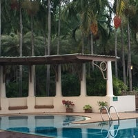 Photo taken at Q House Laddalom Swimming Pool by Alice _. on 4/25/2017