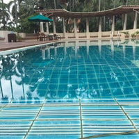Photo taken at Q House Laddalom Swimming Pool by Alice _. on 7/11/2017