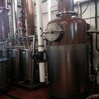 Photo taken at Smooth Ambler Spirits Distillery by Tim M. on 11/30/2013