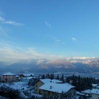 Foto scattata a Hotel Miravalle Coredo da david p. il 2/23/2013