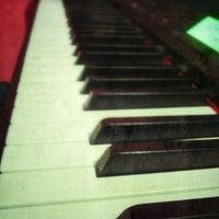 Photo taken at Conservatoire Takasim by Marwen B. on 6/6/2014