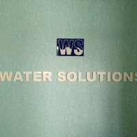 Photo taken at Water Solutions by affan m. on 5/23/2013